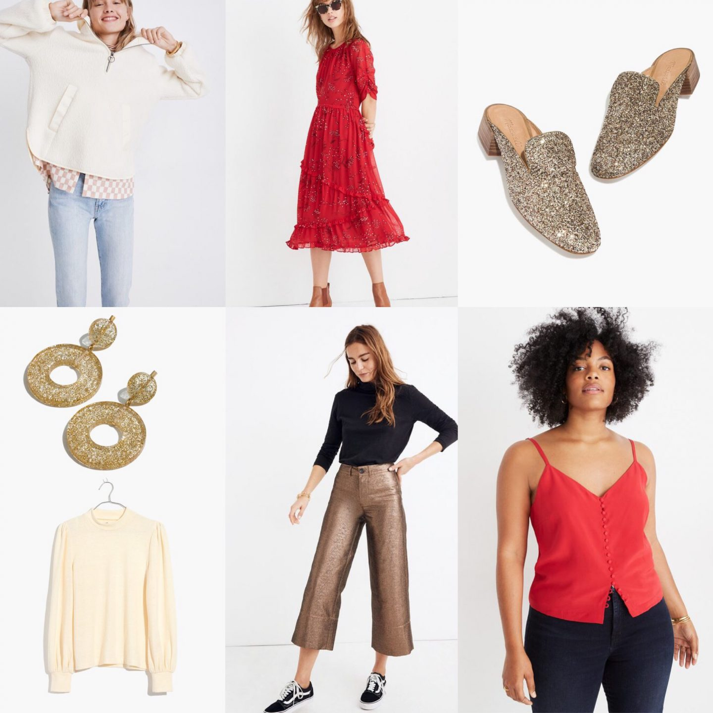 Madewell Holiday Styles