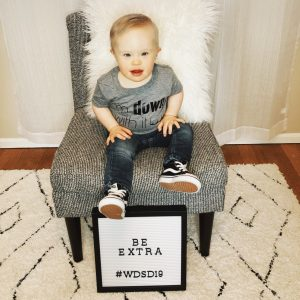 World Down Syndrome Day 2019: Be Extra