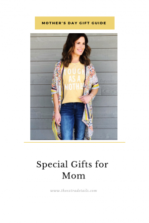 Mother's Day Gift Guide : 2019