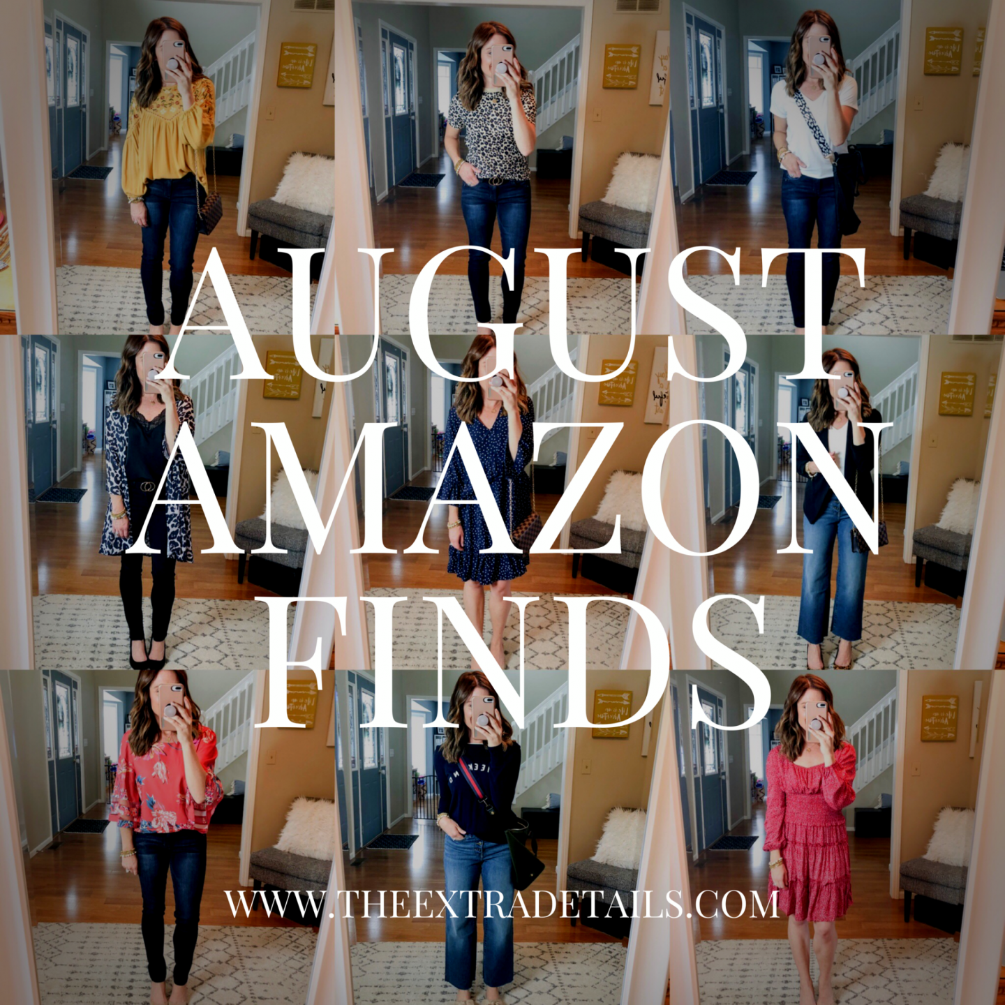 August Amazon Finds