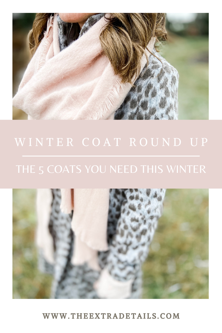 Winter Coat Round Up