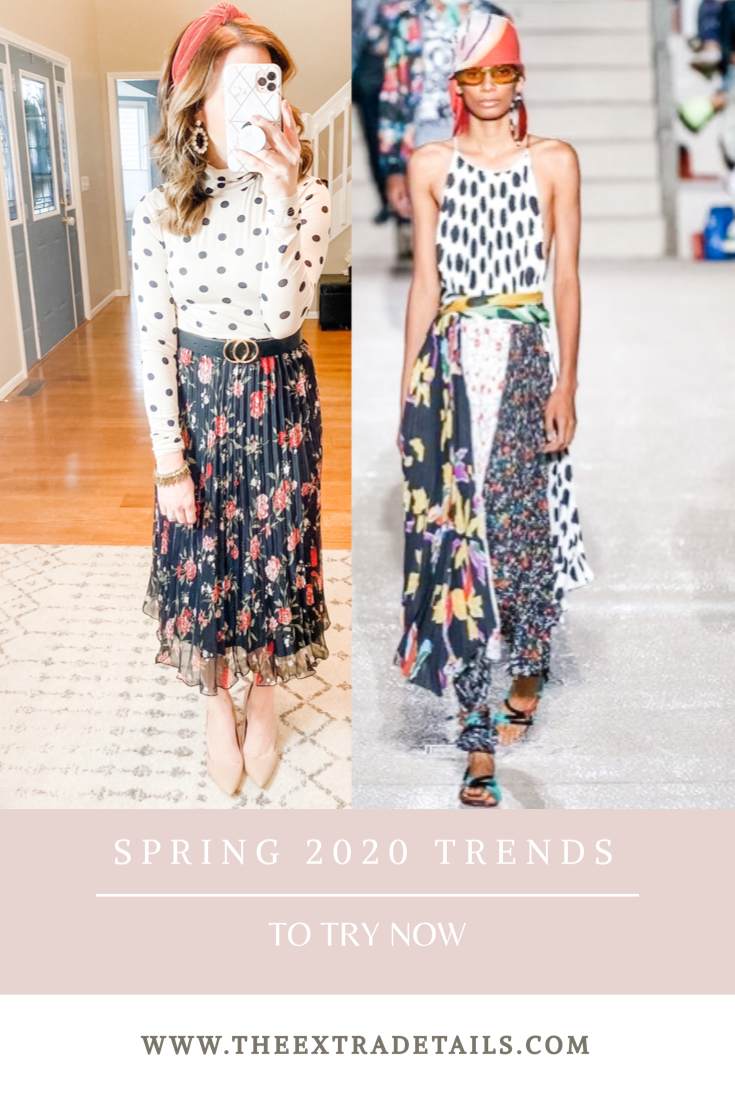 Spring 2020 Trends To Try Now