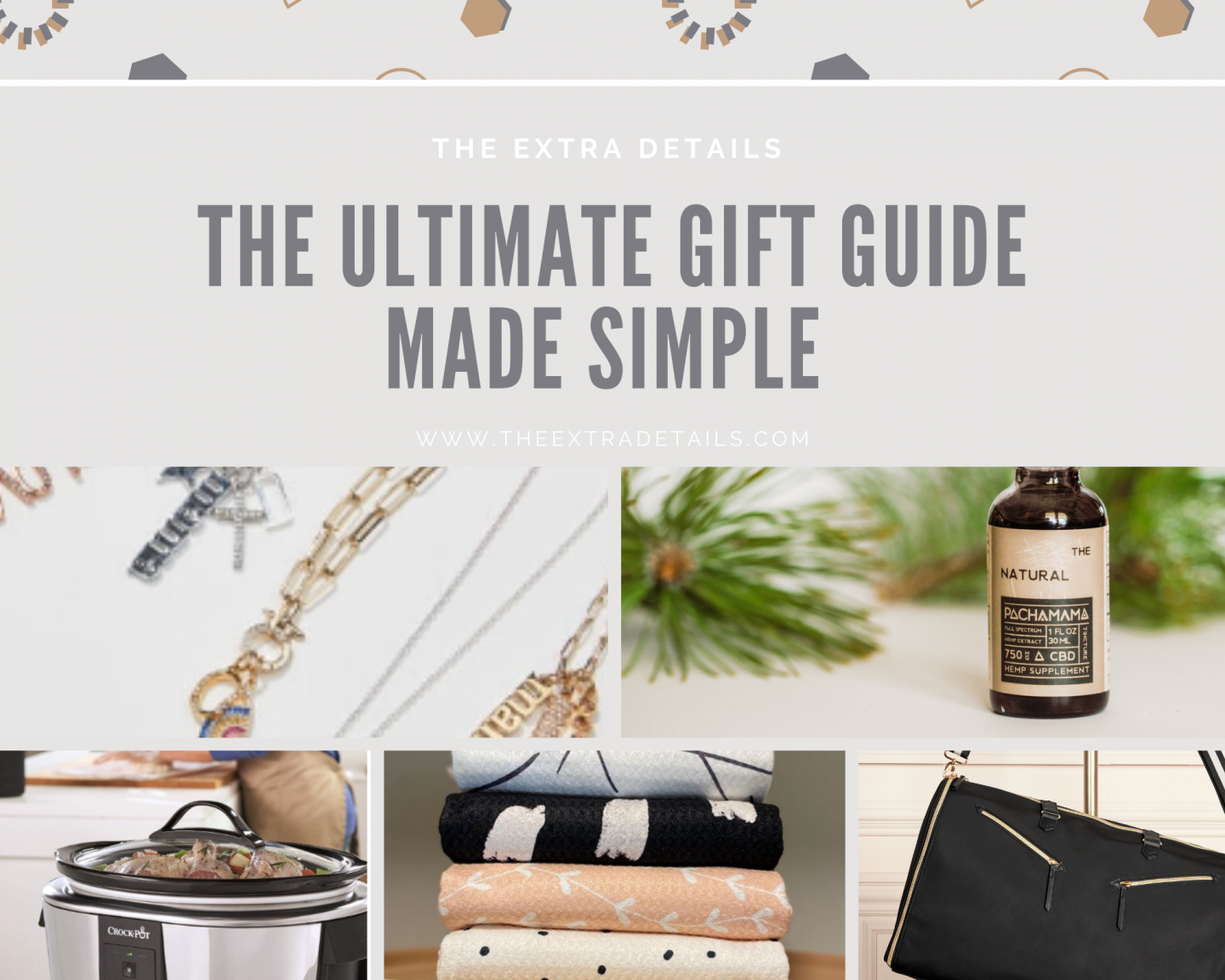 The Ultimate Gift Guide: Made Simple
